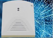Wireless Glass Break Room Sensor Detector Audio Pitch House Alarm 433Mhz