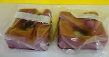 New Case of 2 Carefusion Slotted Head Positioner Latex Free Medical Pillow NIB