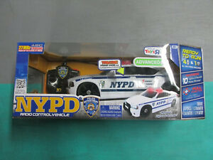 NEW Jada Toys NYPD Dodge Charger 1:16 Diecast Car Toys R Us Exclusive Advanced 2
