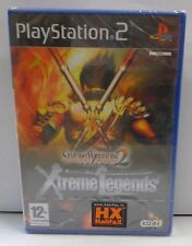 Game SONY Playstation 2 PS2 PSX2 PAL NUOVO SAMURAI WARRIORS 2 XTREME LEGENDS NEW