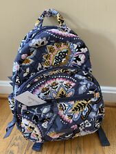 VERA BRADLEY Essential Compact Backpack Charmont Meadow Bag Purse NWT