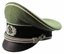 WH German Heer Offizier Schirmmütze Infanterie WH Visor Hat Gr. 58
