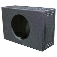 """Qpower QBSHALLOW112V Single 12"""" Universal Vented Truck Box Finished W/bed Liner"""