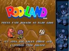 RODLAND Commodore Amiga (copia su disco) Videogame Vintage