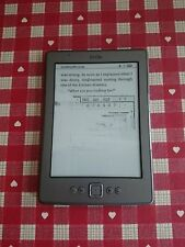 Kindle Keyboard 4th Generation eReaders