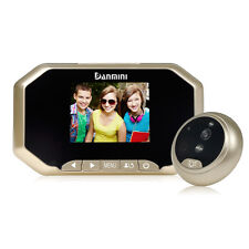 3.0 Inch Screen Monitor Home Security Door Peephole Wireless Viewer Camera Video
