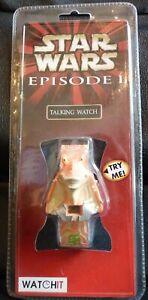 Montre WatchIt - Star Wars Episode 1 - Jar-Jar Binks Talking Watch