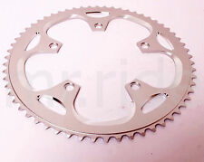 DRIVELINE Chainring 60T BCD 130MM for Folding Bike BIRDY DAHON Silver