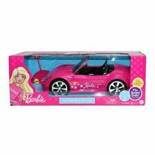 Barbie Convertible RC Remote Control Car - Pink