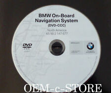 BMW On-Board Navigation GPS System (DVD-CCC) 65 90 2 147 677