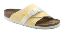 Birkenstock Papillio Carrie Pastel Yellow Sandal 1009196 Narrow US 7 9  EU 38 40