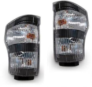 New Front Park/Signal Light PAIR FOR 2006 2007 GMC W3500 W4500 W5500  HD Forward