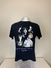 Vintage Backstreet Boys Tour Tee Shirt Giant Brand Mens Medium