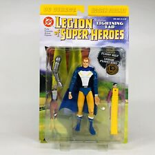 DC Direct Legion Of Super Heroes Lighting Lad Action Figure 2001