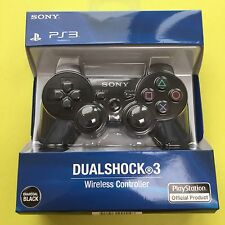 Dualshock 3 for Sony PlayStation 3 Wireless Controller - Charcoal Black