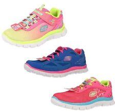 Chaussures bleus Skechers pour garçon de 2 à 16 ans