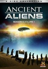 Ancient Aliens Season 6 Volume One R4 DVD The Complete Sixth Series Six Vol 1