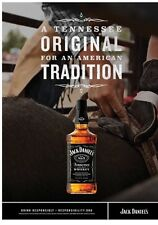 Jack Daniels Original Tradition Poster 18 By 24inch. New