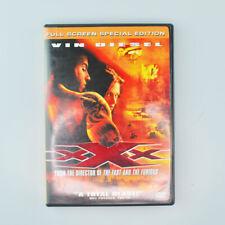 Xxx (Dvd, 2002, Full Screen) Vin Diesel, Samuel L Jackson, Asia Argento
