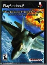 PlayStation2 : Ace Combat 4:  Shattered Skies VideoGames
