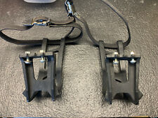 1990's pedals VP-782 for Mountain Bike toe clips + toe straps