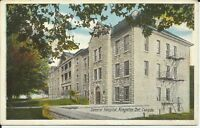 General Hospital Kingston Ontario Canada 1920 Postcard