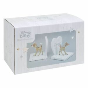 Disney Baby Magical Beginnings Bambi Moulded Bookends