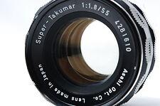 PENTAX Super Takumar 55mm F1.8 M42 Lens SN4281610