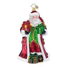 Christopher Radko - Regal Treasures - Santa & Presents - Ornament 1016844