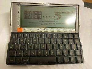 Psion Serie 5mxpro32 mit Stift und 64MB CF Card