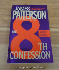 8th Confession by James Patterson ~ Women's Murder Club: Book 8 ~Trade Paperback