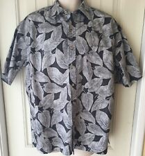 Cooke Street Honolulu Men's Hawaiian Shirt Large