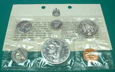CANADA 1965 PROOF-LIKE SET (SILVER) type II  *6 COINS*