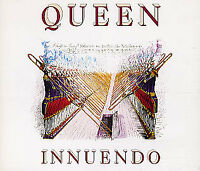 QUEEN - Innuendo - Deleted 1991 UK Parlophone 3-track CD single -  FREE UK P+P