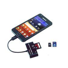 Kit lecteur de carte mémoire pr ap Samsung ( TAB 3 8' 10' , G. Note 10.1 2014..)