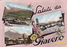 # GIAVENO: SALUTI DA (2)