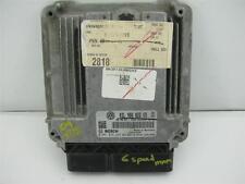 ENGINE COMPUTER ECU VW JETTA TDI 09-10 6 SPEED CBEA 03L 906 022 KS 03L906022KS