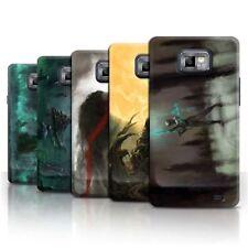 Housses et coques anti-chocs rouge Pour Samsung Galaxy S pour téléphone mobile et assistant personnel (PDA)