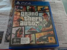 GRAND THEFT AUTO FIVE V PS4 PLAYSTATION 4 *CHEAP*