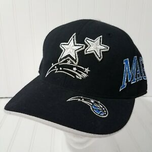 Orlando Magic Fitted Hat Size 7 1/4 Basketball Reebok NBA Elements Cap