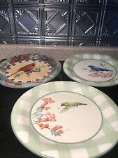 New listing Lenox Summer Greetings Plates - Set Of 3