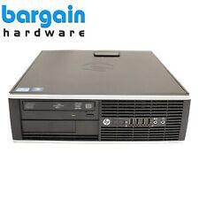 HP Compaq 8200 Elite SFF Configurable PC i7-2600, 32GB RAM, 480GB SSD