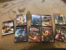 lot of 25 Playstation 2 ps 2 Ps 1 games mortal combat, iron man, ghost rider