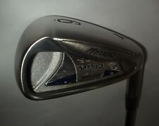MIZUNO MX-19 Hemi Cog 6 IRON    Dynaflex Stiff Steel Shaft, JL Golf Grip MX19