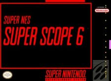 Nintendo SNES Spiel - Nintendo Scope 6 US Modul