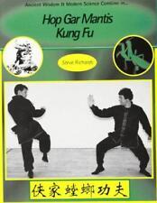 Hop Gar Mantis Kung Fu: A Science of Combat by Steve Richards | Paperback Book |