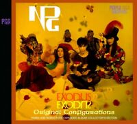 PRINCE NPG EXODUS ORIGINAL CONFIGURATIONS COLLECTOR'S EDITION NEW PRESS CD