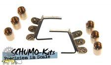 Schumo-Kits TI0018N Nebelwurfgerät für Tiger I (Nebelbecher u. Halter) 1:16