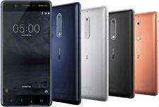 "Original Nokia 5 Single SIM 4G LTE 16GB ROM 5.2""  13MP Android Mobile SmartPhone"