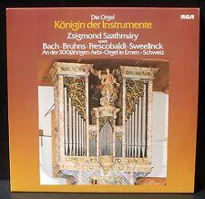 Bach, Bruhns, Frescobaldi, Sweelinck Z. Szathmary Aebi-Orgel in Ernen, Suisse 79